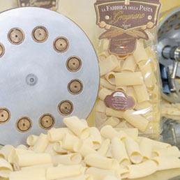 Gragnano esporta il gusto per la pasta d'eccellenza