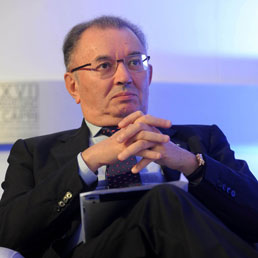 Nella foto il presidente di Confindustria, Giorgio Squinzi