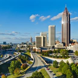 Atlanta Georgia (Corbis)