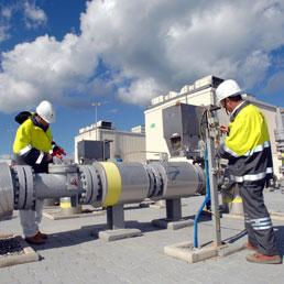 Cdp e Snam preparano la cessione di Tag, la società che porta il gas russo in Italia