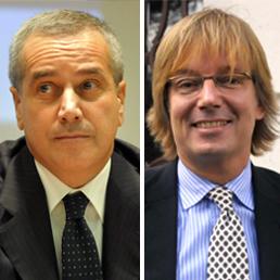 Claudio Siciliotti, Gerardo Longobardi