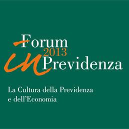 «Forum in previdenza 2013» - Il Sole 24 ORE