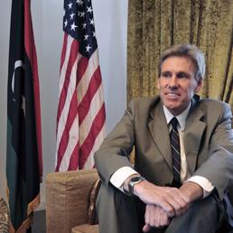 Chris Stevens, l'ambasciatore Usa ucciso nell'attentato. (Reuters)