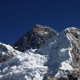 Il Monte Everest (Afp)
