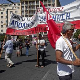 Grecia e disoccupazione, serviranno 20 anni per tornare ai livelli pre-crisi