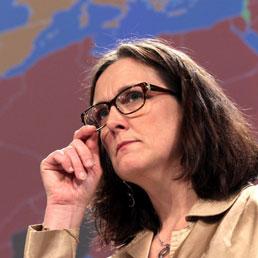 Cecilia Malmström (Epa)