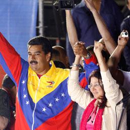 Nicholas Maduro (Reuters)