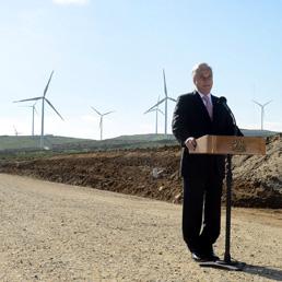 Enel Green Power inaugura in Cile il parco eolico più grande del Paese