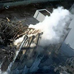 Il reattore n.3 di Fukushima