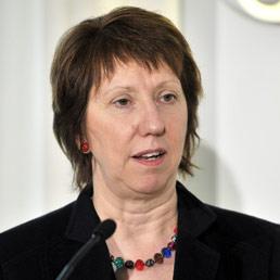 Catherine Ashton (Afp)
