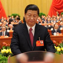 Xi Jinping (LaPresse)