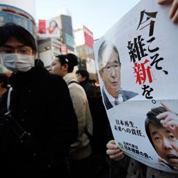 Il Giappone va alle urne in recessione (Reuters)