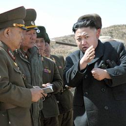 Kim Jong-un (Afp)