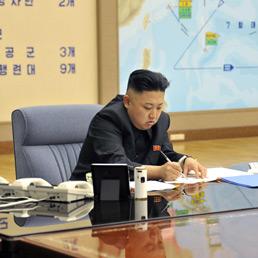Kim Jong (Ansa)