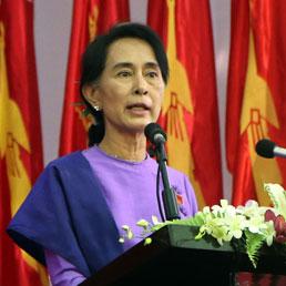 Aung San Suu Kyi (Ap)