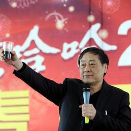 L'uomo più ricco della Cina, Zong Qinghou. (Reuters)