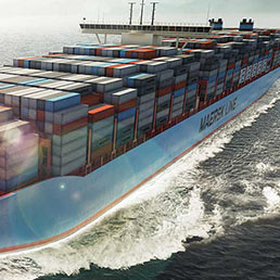 La Maersk Line Triple-E 7