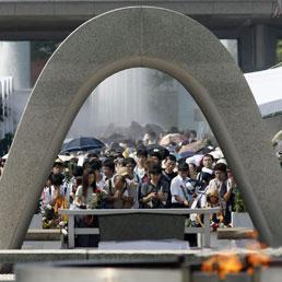 Hiroshima, 68 dopo: il Giappone ancora diviso sul nucleare