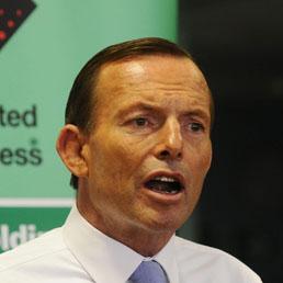Tony Abbott (Epa)