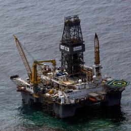 Piattaforma petrolifera Bp nel Golfo del messico - Reuters