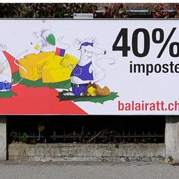 Canton Ticino, Lega in netto vantaggio.(Olycom)