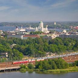 Helsinki (Corbis)