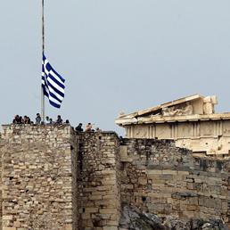 Grecia senza euro, Papandreou accusa: ricostruzioni criminali (Epa)