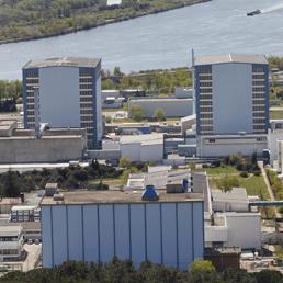 La centrale nucleare di Marcoule, è stata la prima centrale nucleare francese