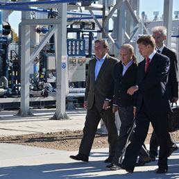 Gasdotto Nord Stream (Afp)