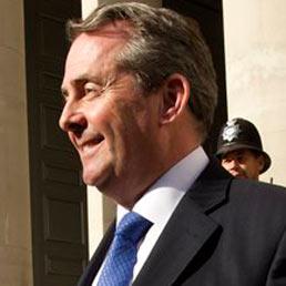 Il ministro della Difesa britannico Liam Fox (Ap)