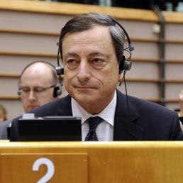 Draghi: Bce pronta a fare la sua parte
