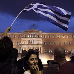 Manifestazione contro i tagli alle pensioni (AFP)