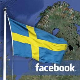 Svezia casa europea di Facebook