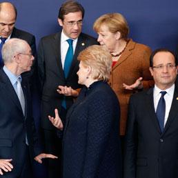 Ancora nulla di fatto per il nuovo bilancio ue leader - Bozza compromesso ...