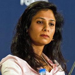 Gita Gopinath (Afp)