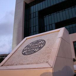 La sede della Banca di Cipro (Afp)