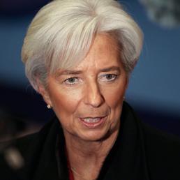 Lagarde (Fmi): «Torna la crescita, ma la transizione durerà un decennio»