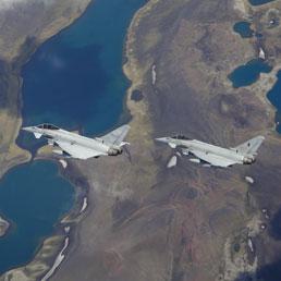Viaggio in Islanda, nazione senza esercito. Ora l'isola è protetta dagli aviatori italiani