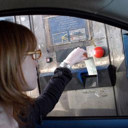 Con la manovra arrivano gli aumenti dei pedaggi autostradali (Infophoto)