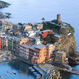 Cinque Terre, Vernazza. (Corbis)