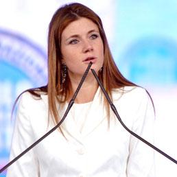 Annagrazia Calabria, la prediletta di Berlusconi che ora coordina la Giovane Italia