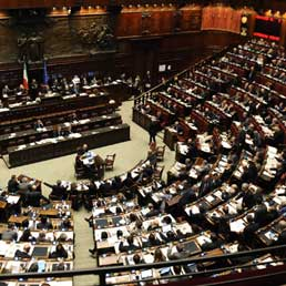 In mostra la storia della camera dei deputati il sole 24 ore for Camera dei deputati on line