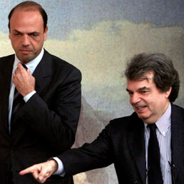 Alfano e Brunetta