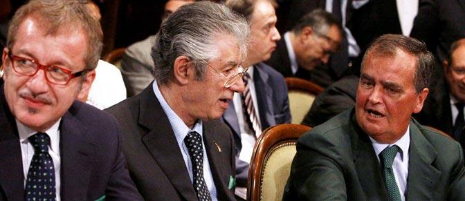 Sul federalismo il Carroccio si scopre diviso (Fotogramma)