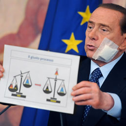 Berlusconi: l'aspettavo dal '94