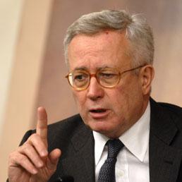Il Ministro dell'Economia Giulio Tremonti (AGF)