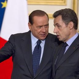 La Francia sui migranti: un problema che l'Italia li lasci passare. Martedì Berlusconi riceve Sarkozy (Ansa)