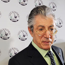Umberto Bossi (Ansa)