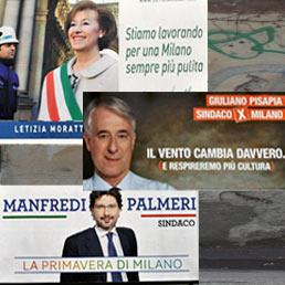 Moratti, Pisapia, Palmeri. Perché a Milano manca ancora lo slogan giusto