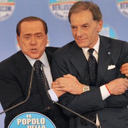 Berlusconi pronto a volare a Napoli per spingere Lettieri, ma la preoccupazione cresce nel Pdl